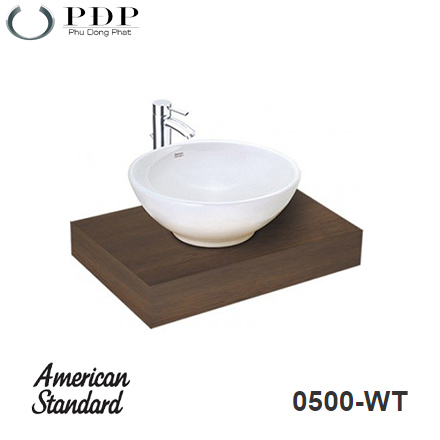 Lavabo Đặt Bàn American Standard 0500-WT