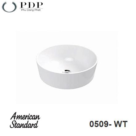 Lavabo Đặt Bàn American Standard 0509-WT