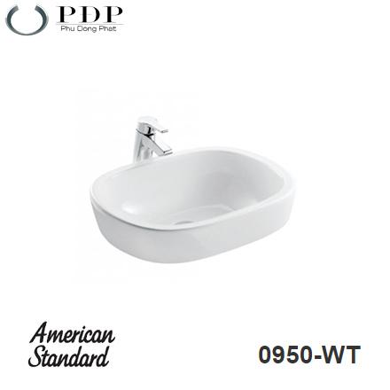 Lavabo Đặt Bàn American Standard 0950-WT