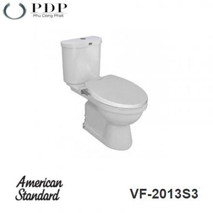Bồn Cầu American Standard Nắp Cơ VF-2013S3