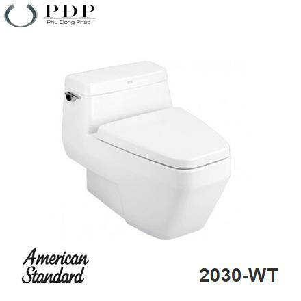 Bồn Cầu American Standard 1 Khối 2030-WT