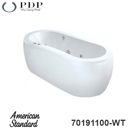 Bồn Tắm American Standard Đặt Sàn 70191100-WT