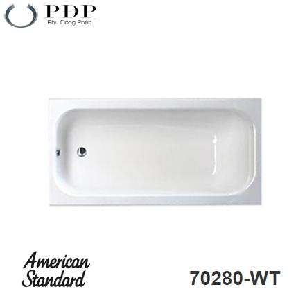 Bồn Tắm American Standard Đặt Sàn 70280-WT