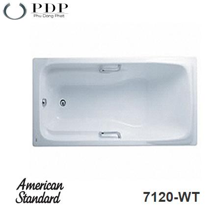 Bồn Tắm American Standard Âm Sàn 7120-WT