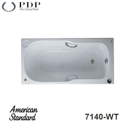 Bồn Tắm American Standard Âm Sàn 7140-WT