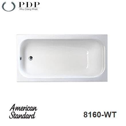 Bồn Tắm American Standard Âm Sàn 8160-WT