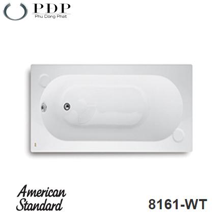 Bồn Tắm American Standard Âm Sàn 8161-WT