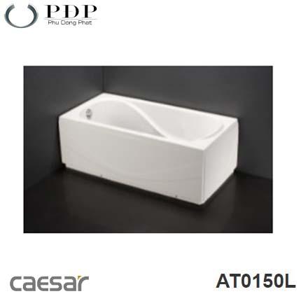 Bồn Tắm Chân Yếm Caesar AT0150L