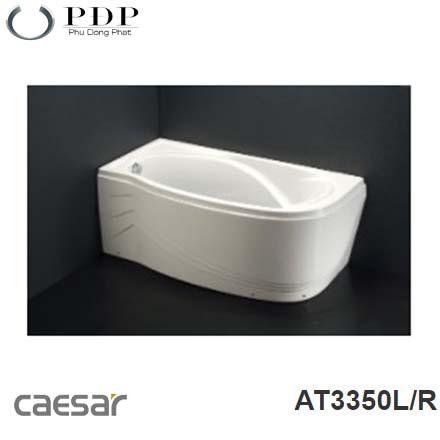 Bồn Tắm Chân Yếm Caesar AT3350L/R