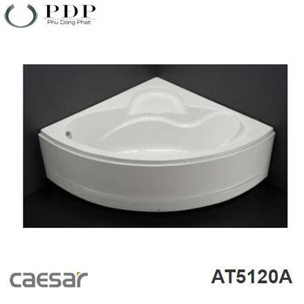Bồn Tắm Góc Xây Caesar AT5120A