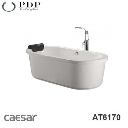 Bồn Tắm Đặt Sàn Caesar AT6170