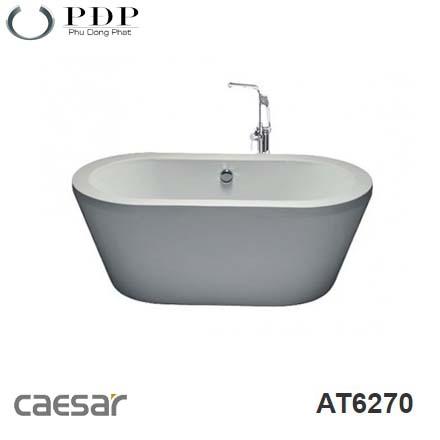 Bồn Tắm Đặt Sàn Caesar AT6270