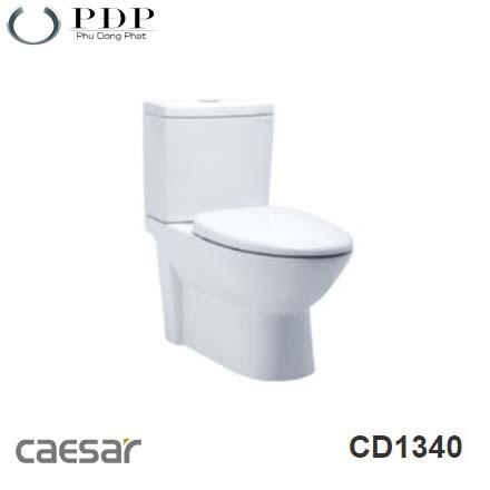 BỒN CẦU 02 KHỐI CAESAR CD1340