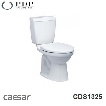 BỒN CẦU CAESAR CDS1325