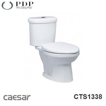BỒN CẦU CAESAR CTS1338