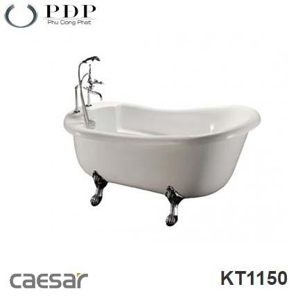 Bồn Tắm Đặt Sàn Caesar KT1150