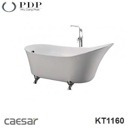 Bồn Tắm Đặt Sàn Caesar KT1160