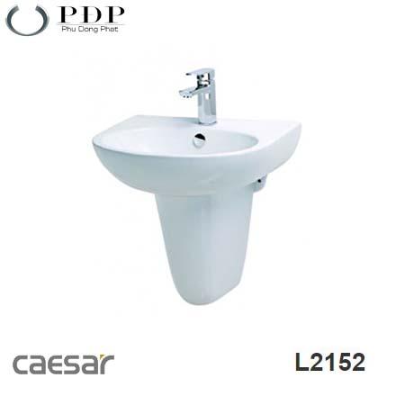 LAVABO CAESAR TREO TƯỜNG L2152