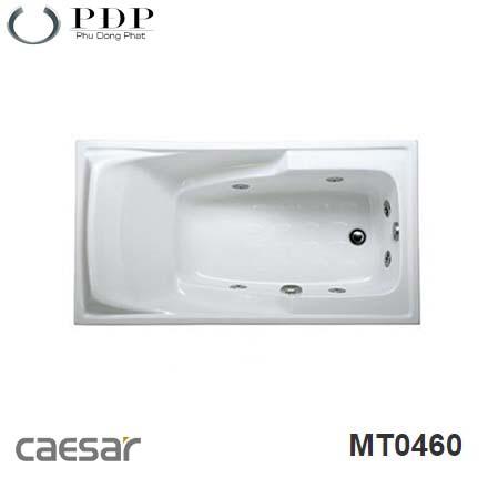Bồn Tắm Xây Massage Caesar MT0460