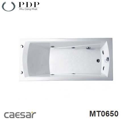 Bồn Tắm Xây Massage Caesar MT0650