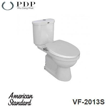 Bồn Cầu American Standard VF-2013S Nắp Thông Minh