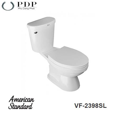 Bồn Cầu American Standard 2 khối VF-2398SL