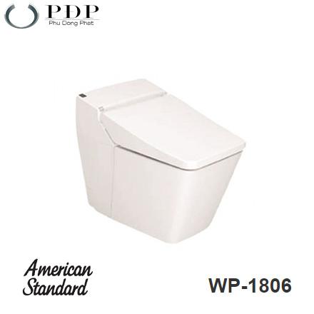 Bồn Cầu Điện Tử American Standard WP-1806