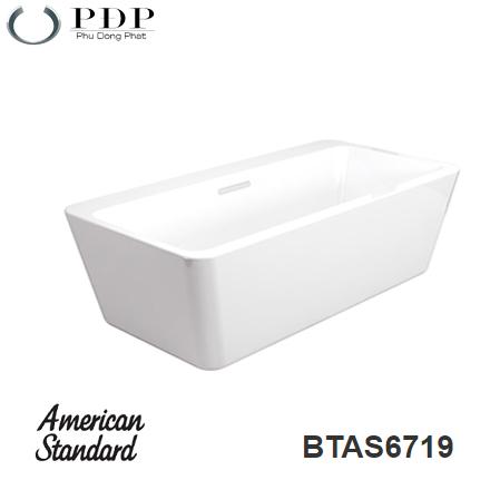 Bồn Tắm American Standard Đặt Sàn BTAS6719
