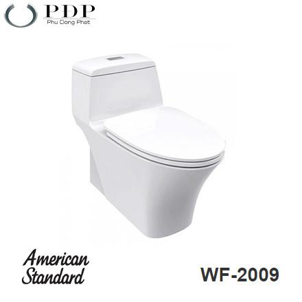 Bồn Cầu American Standard 1 Khối WP-2009
