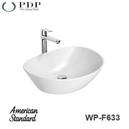 Lavabo Đặt Bàn American Standard WP-F633
