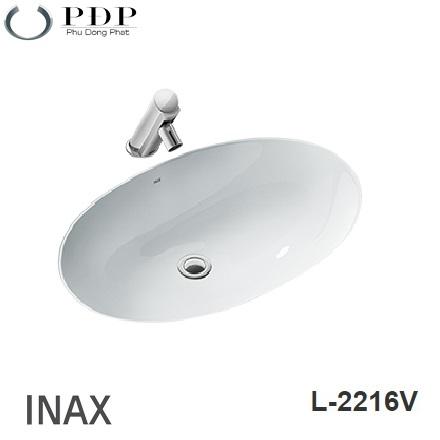Lavabo Âm Bàn Inax L-2216V