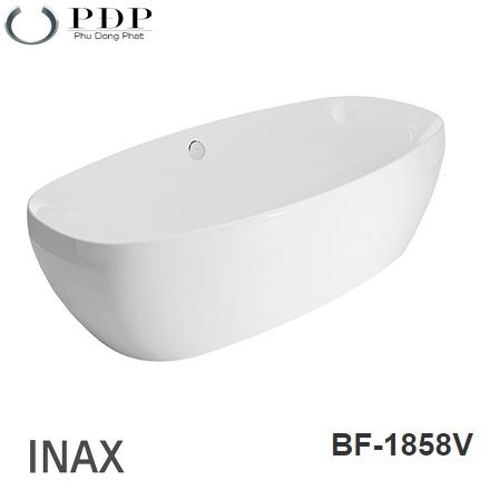 Bồn Tắm Acrylic Inax BF-1858V Lập Thể 1.8M