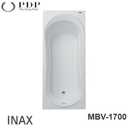 Bồn Tắm Inax MBV-1700 Xây 1.7M Galaxy