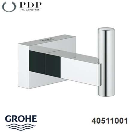 Móc Treo Áo Essentials Cube Grohe 40511001