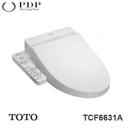 Nắp Rửa Điện Tử Washlet ToTo TCF6631A