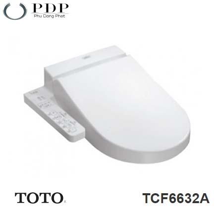 Nắp Rửa Điện Tử Washlet ToTo TCF6632A