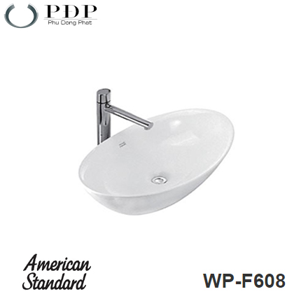 Lavabo Đặt Bàn American Standard WP-F608