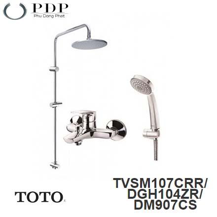 Sen Cây Nhiệt Độ ToTo TVSM107CRR/DGH104ZR/DM907CS