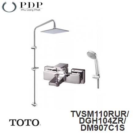 Sen Cây Nhiệt Độ ToTo TVSM110RUR/DGH104ZR/DM907C1S
