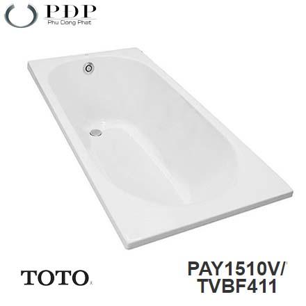 Bồn Tắm ToTo PAY1510V/TVBF411 Xây 1.5M