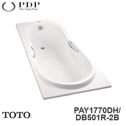 Bồn Tắm ToTo PAY1770DH/DB501R-2B Xây 1.7M