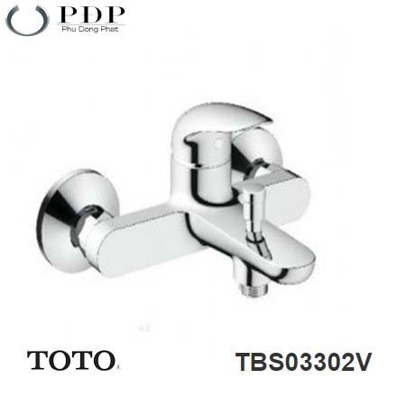 Van Sen Tắm Nóng Lạnh Toto TBS03302V