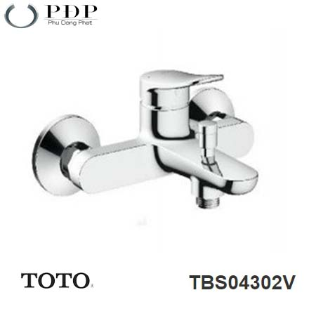 Van Sen Tắm Nóng Lạnh Toto TBS04302V