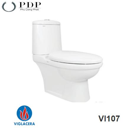Bồn Cầu 2 Khối Viglacera VI107