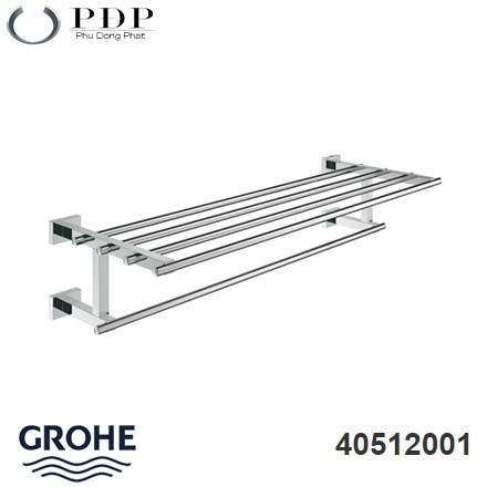Thanh Treo Khăn Essentials Grohe 40512001