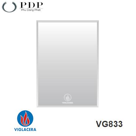 Gương Nhà Tắm Viglacera VG833 (VSD G3)