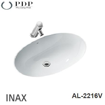 Lavabo Âm Bàn Inax AL-2216V
