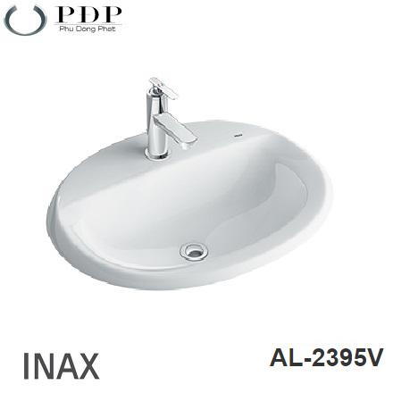 Lavabo Dương Bàn Inax AL-2395V