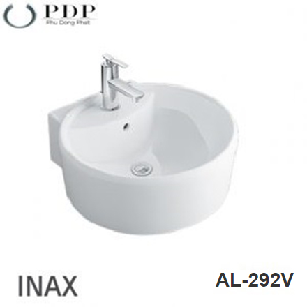 Lavabo Đặt Bàn Inax AL-292V