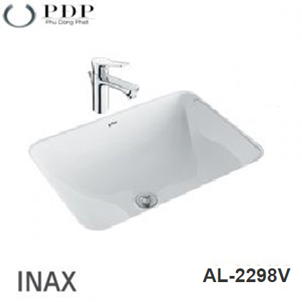 Lavabo Âm Bàn Inax AL-2298V